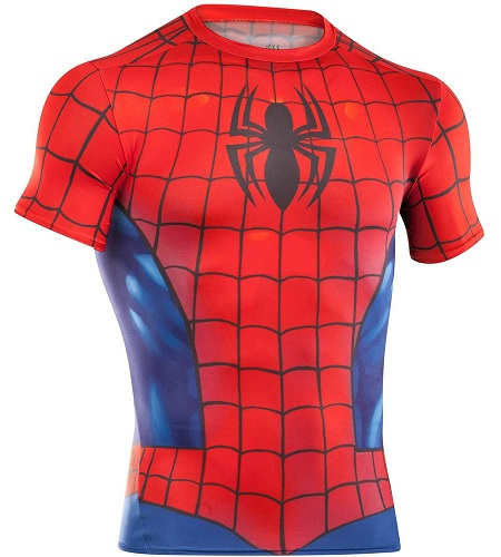 9 famous and stylish spiderman t shirts with pictures styles at life. Black Bedroom Furniture Sets. Home Design Ideas
