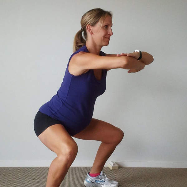 Squatting During Pregnancy