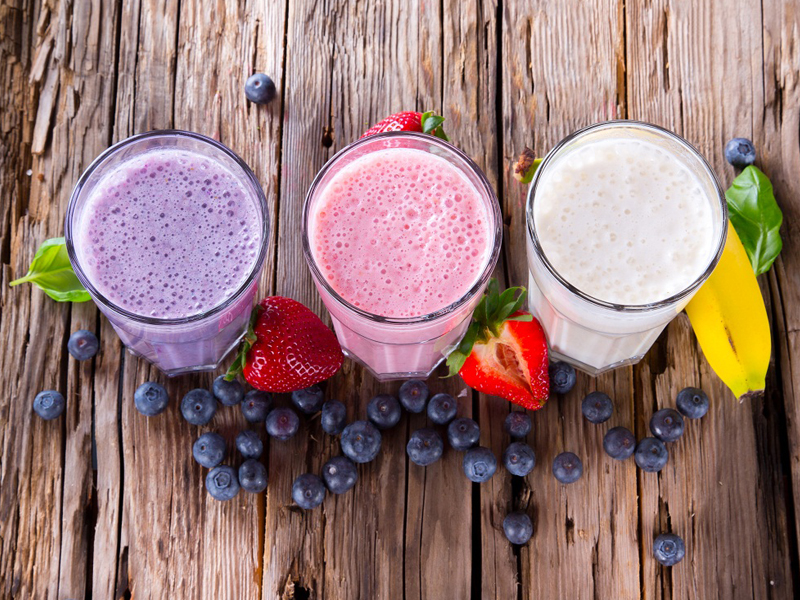 Weight Protein Smoothies