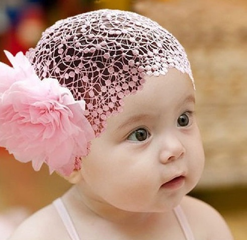 15 Gorgeous And Cute Baby Headband Designs Styles At Life
