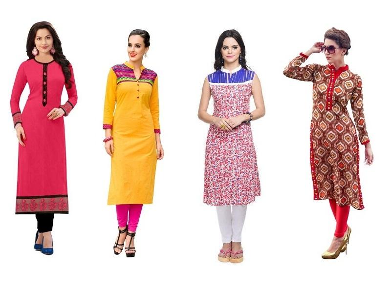 Stylish Fancy Kurti Designs for Women
