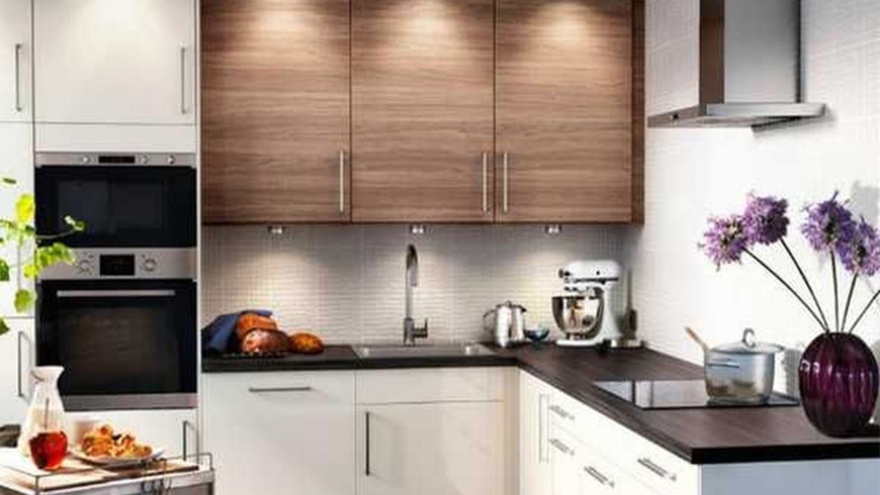 20 Modern Kitchen Cabinet Designs With Pictures In India
