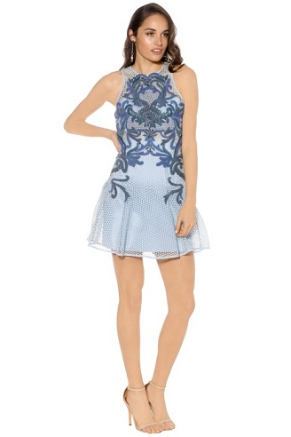 0dd1d39d0eb Here is one examples of amazing summer nightdresses that has all the  trappings of resort wear. Make note of the vibrant colors and prints and  the form ...