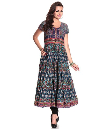 Summer Cotton Kurti