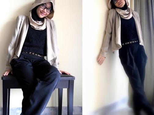 Teens Hijab Style