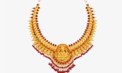 Temple Gold Jewellery Designs