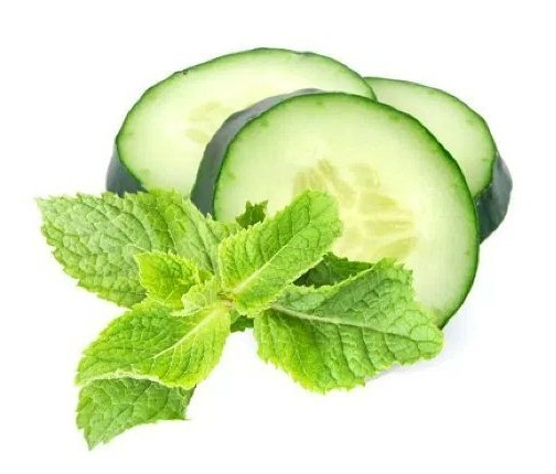 Uses of mint for face