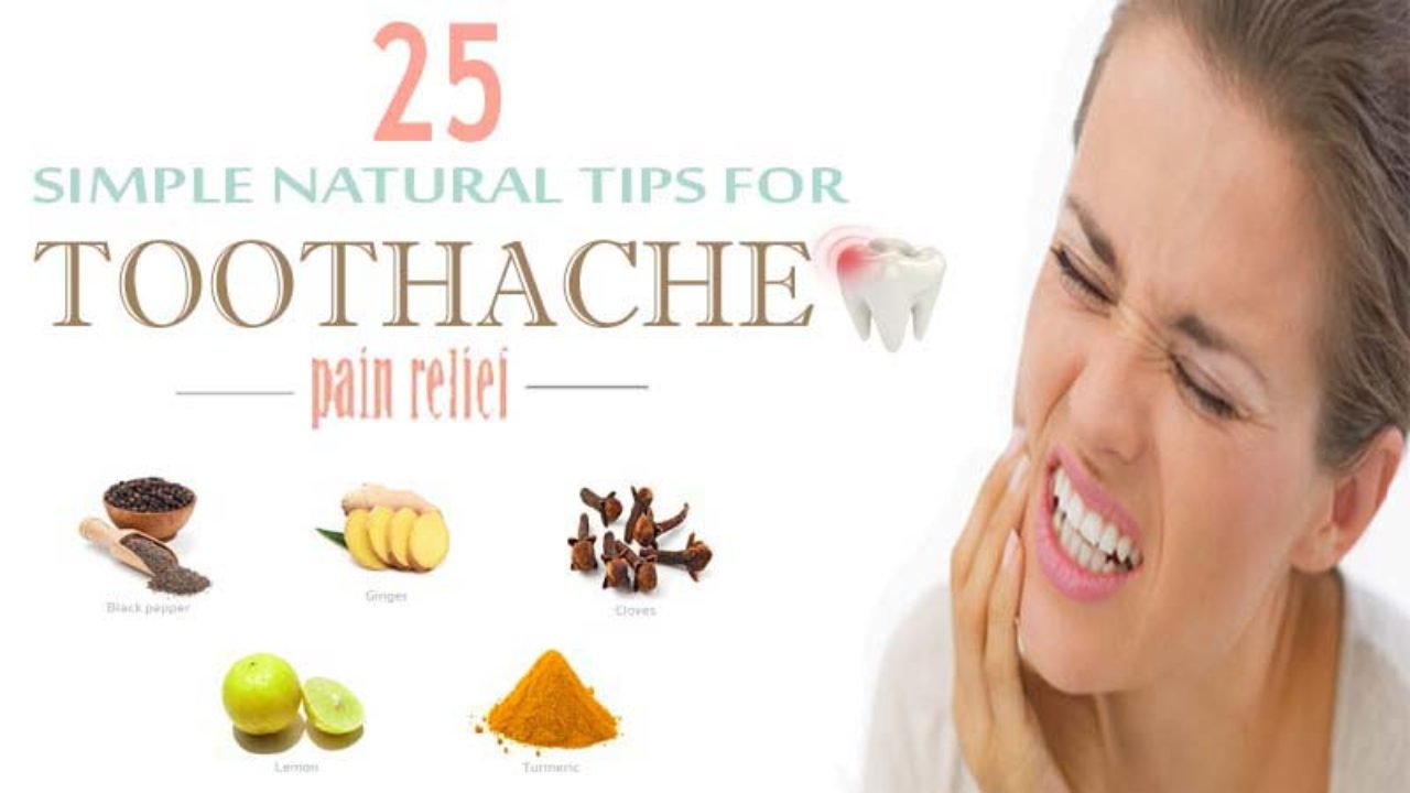 25 Fast Acting Home Remedies For Toothache Styles At Life