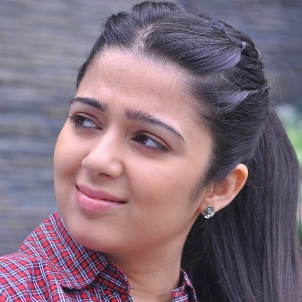 Charmi Without Makeup