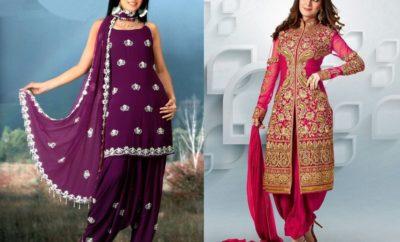 Traditional Salwar Kurta Designs for Womens