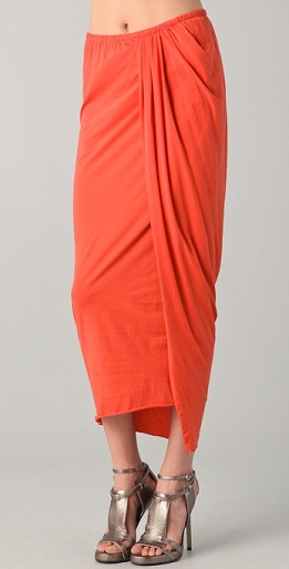 Trendy Sarong Skirt