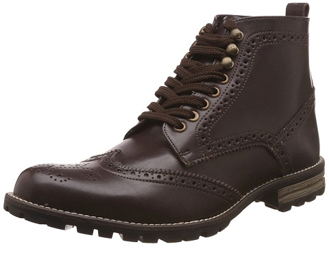 Trendy Brown Brogue