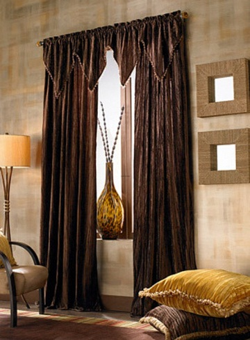9 Best Brown Curtains In Latest Designs