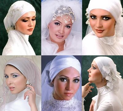 Turban Wedding Hijab