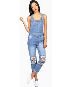 Twin Sisters Women's Overall