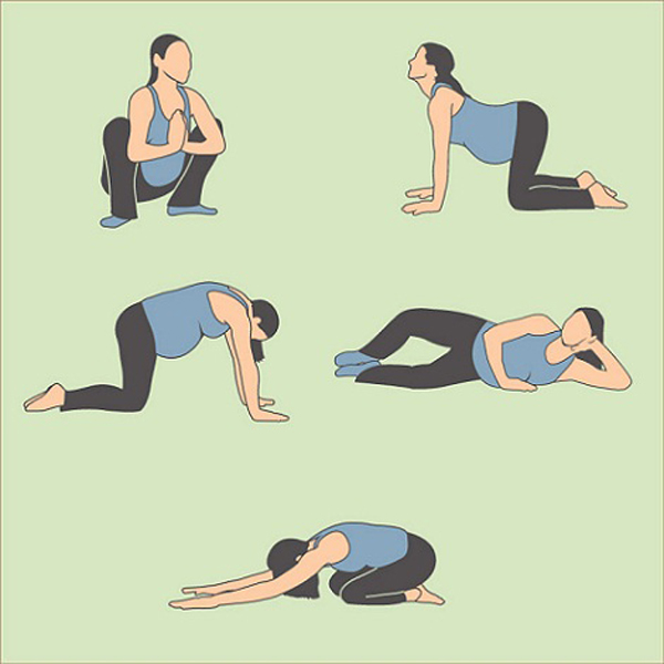 pregnancy exercises third trimester