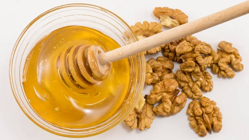 Walnut Honey Face Mask