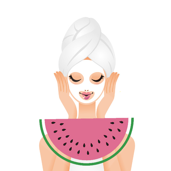 Watermelon Face Pack For Oily Skin