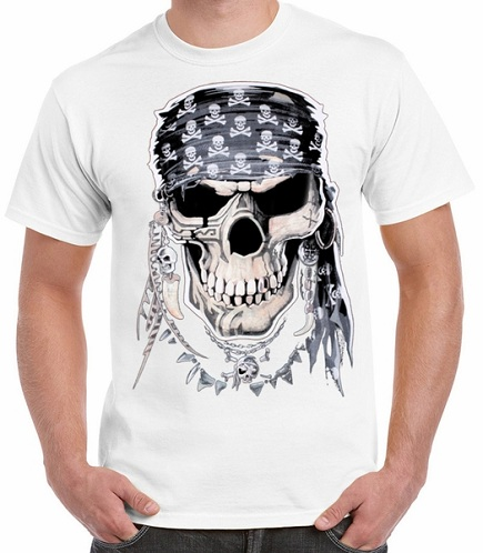 Find high quality printed White Skull Men's T-Shirts at CafePress. Unique designs created by designers all over the world. Shop Classic T-Shirts, Long Sleeve, Super Soft Tri-Blend, Baseball Tees, Football T-Shirts and more! Free Returns % Money Back Guarantee Fast Shipping.