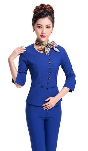 Women's Business Suit Scarves