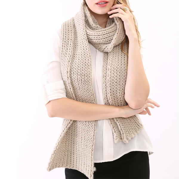 Wool Scarf Designs For Women