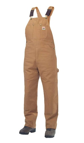 Work wear bib overall