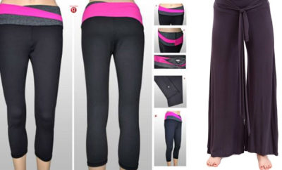 Yoga Pants For Women and Men With Images
