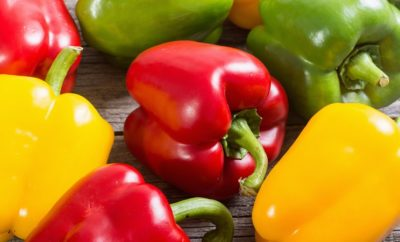 bell pepper benefits