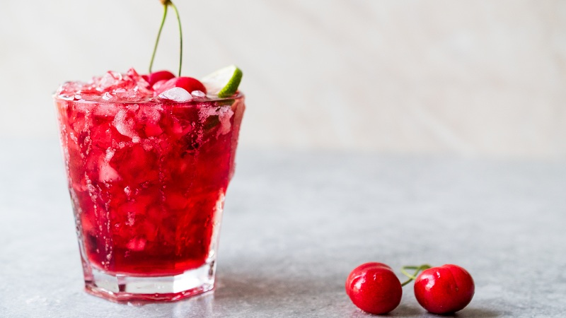 cherry juice benefits