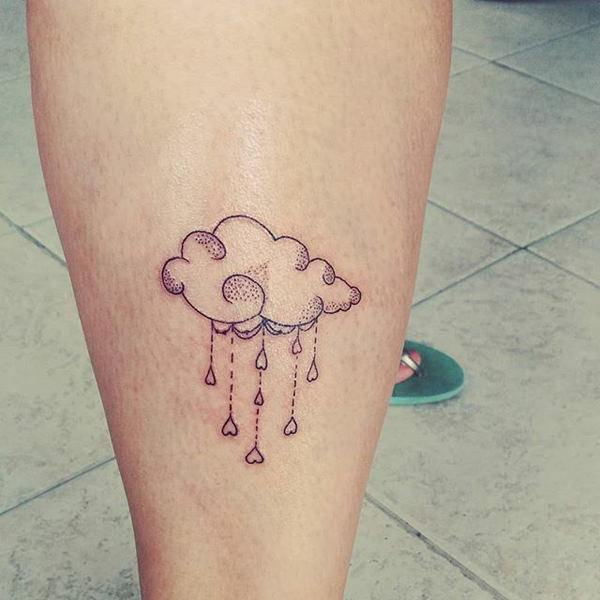 Best Cloud Tattoo Designs