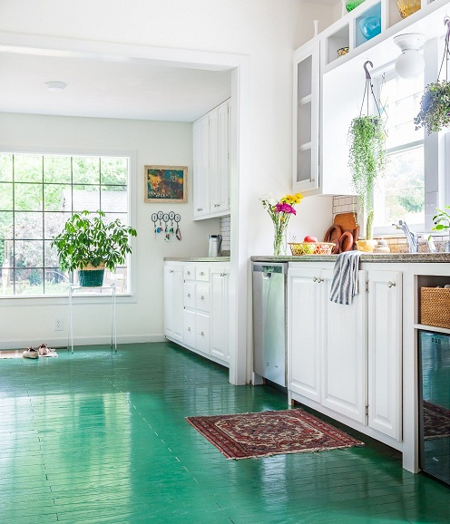 15 Modern Kitchen Floor Tiles Designs With Pictures In 2020