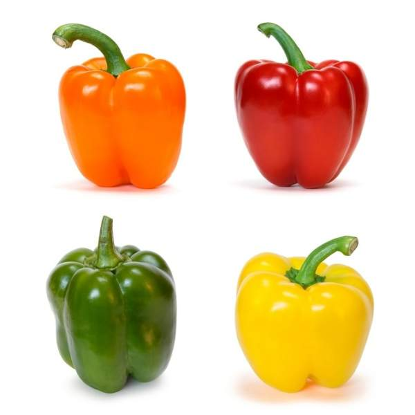 health benefits of bell pepper