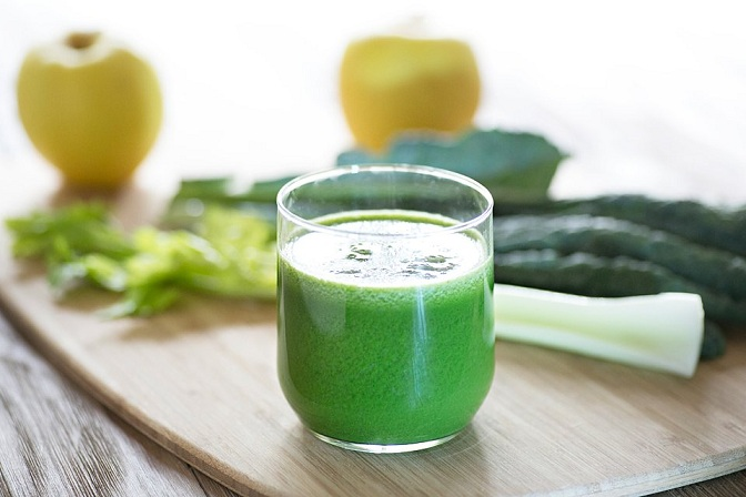 health benefits of kale juice
