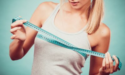 how to reduce breast size at home