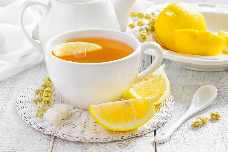 lemon tea benefits