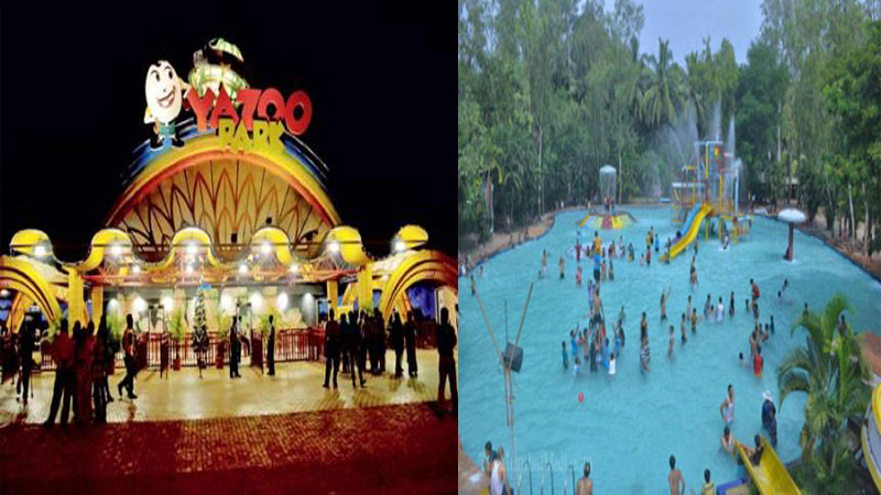 parks in thane
