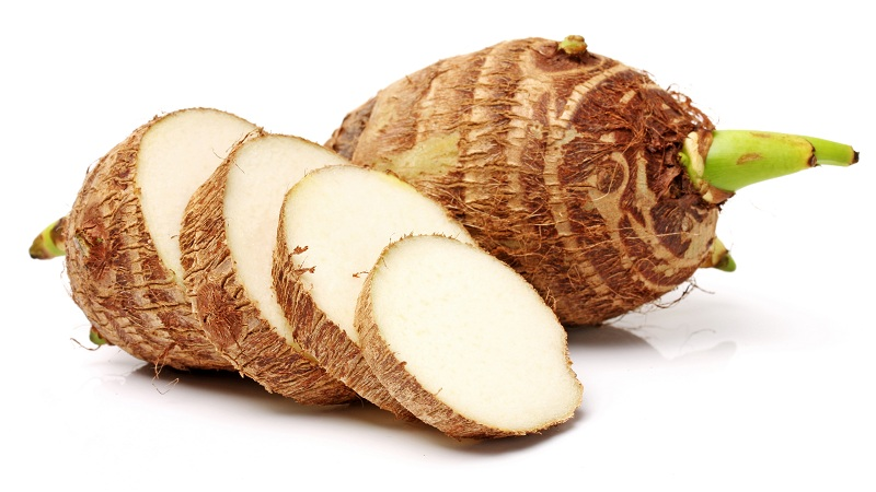 taro root benefits
