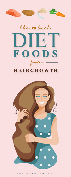 Diet Foods For Hair Growth Faster