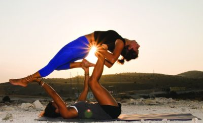 Acro Yoga Asanas and Benefits