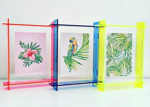 Acrylic Photo Gift