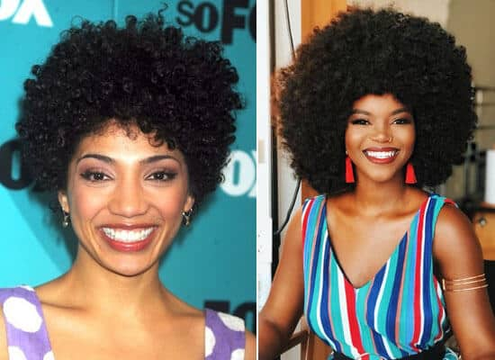 Afro Curly Haircut