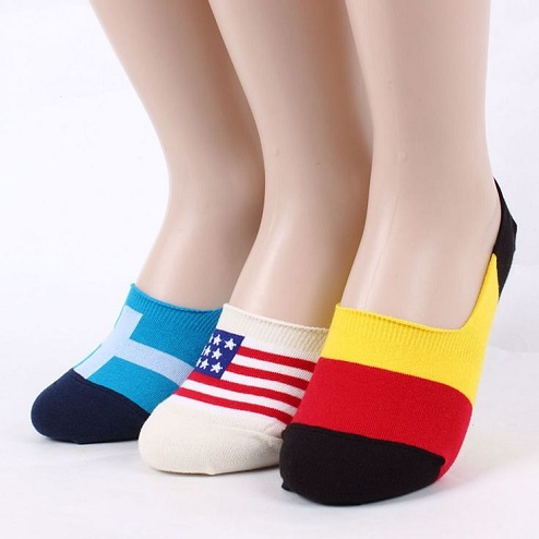Ankle Loafer Socks