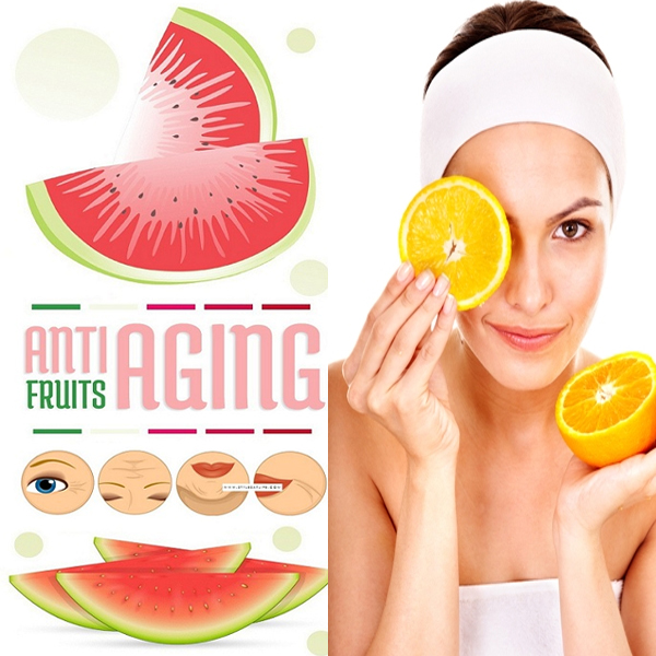 Anti Ageing Fruits