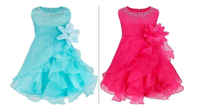 Frocks For 11 Year Old Girl