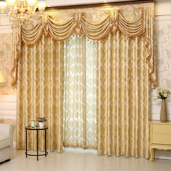 Attractive Luxury Curtain Designs