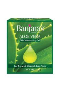 Banjara's Aloe Vera Skin Moisturizing Gel