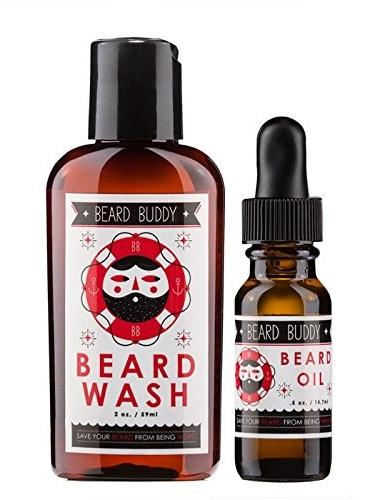 Beard Buddy Beard Wash and Beard Oil
