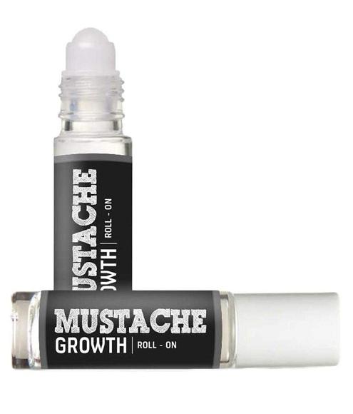 Beardo Mustache Growth Roll