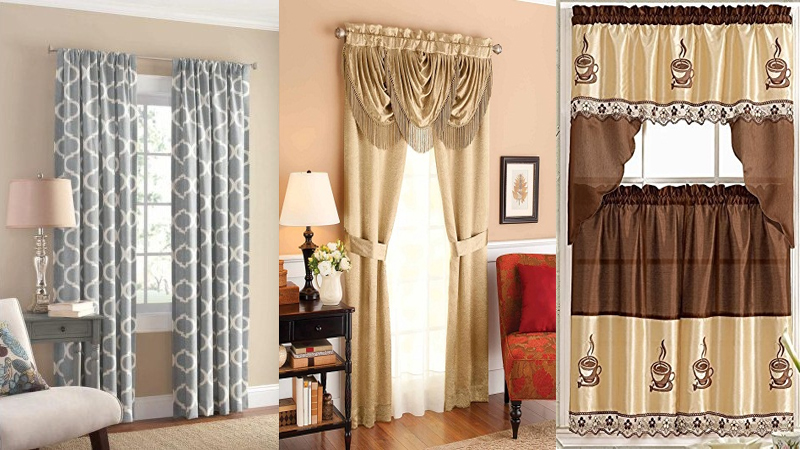 Beautiful Curtain Sets