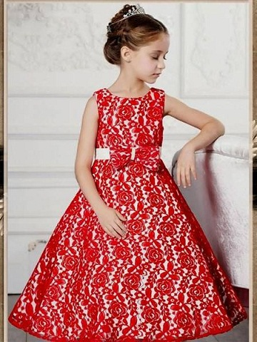 15 Stylish Party Frocks For Women And Kid Girl Styles At Life